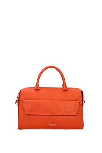 Cuir à Sacs Femme Orange 52912 main Lancaster n5Idq5