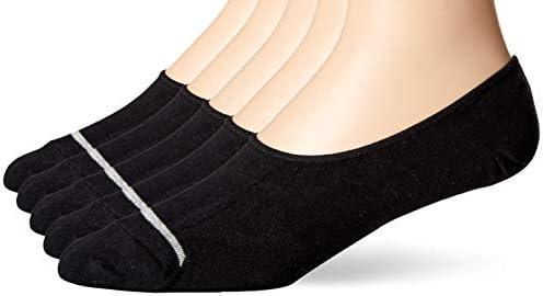 Amazon Brand - Goodthreads Men's 5-Pack No Show Socks