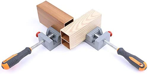 Avec double poign/ée Pour cadre photo Serre-joint /à angle droit /à 90 /°