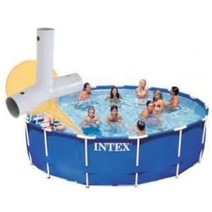 15 16 18 ft swimming pool intex frame for 18 ft garden pool