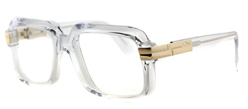 Cazal Eyeglasses 607 Clear Color 065 (Cazal Eyewear Mens Eyeglasses)