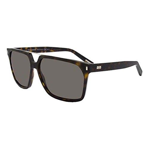 Black Hombre de Christian 58 Bw para Brown Dark BLACKTIE134S Sol Havana 70 Dior Gafas Marrón 086 4wwgfOqp