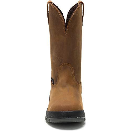 Wolverine Men's Ramparts Wellington Boot, Tan