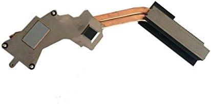 Laptop CPU Heatsink for DELL Precision M4600 P13F 0DKXJ2 DKXJ2