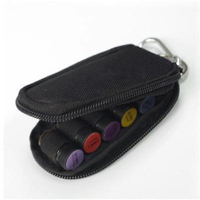 Good Abc Costumes (MAZIMARK-10 Bottles Essential Oils Carry Case Holder Storage Travel Bag)