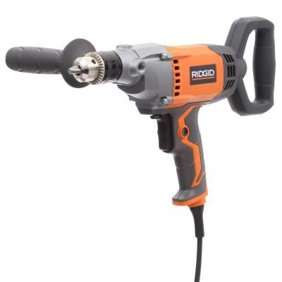 Ridgid 1/2 in Spade Handle Mud Mixer Drill (R7122) ()