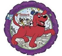 1 X Clifford the Big Red Dog 18