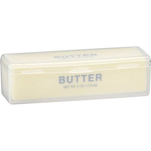Home-X Single Stick Butter Container. (Refrigerator Butter Dish compare prices)