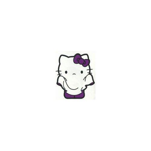 [Hello Kitty Ghost Mystery Blind Box Mini Figure 2/24)] (Badtz Maru Costume)