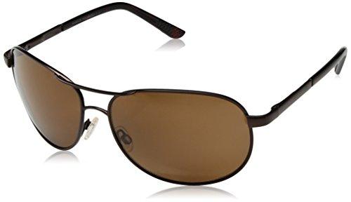 Suncloud Optics 2014 Aviator Polarized Sunglasses (Brown - Brown ()