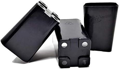 2 Insert Pots, 240 Pack, Black Extra Strength