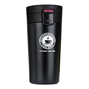 ZAD HOME Tumbler, Eco-Friendly, Stainless Steel Double Wall, Leak Proof Lid, Coffee Tumbler