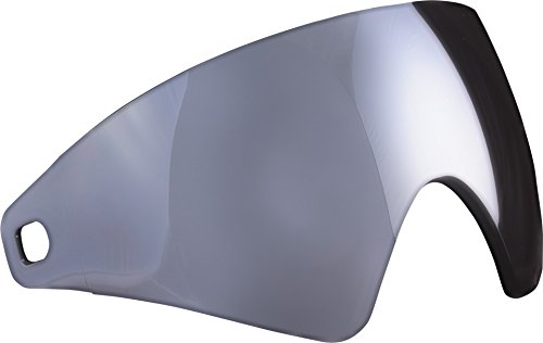 (Virtue VIO Replacement Paintball Goggle Lens - Fits Ascend/Contour/Extend and XS Masks - Thermal Chromatic Silver)