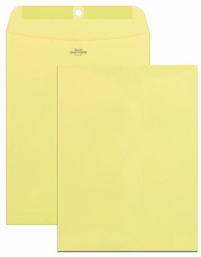 Columbian CO497 10x13-Inch Clasp Manila Envelopes, 100 Count