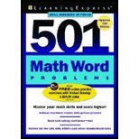 Read Online 501 Math Word Problems (06) by Editors, LearningExpress [Paperback (2007)] pdf