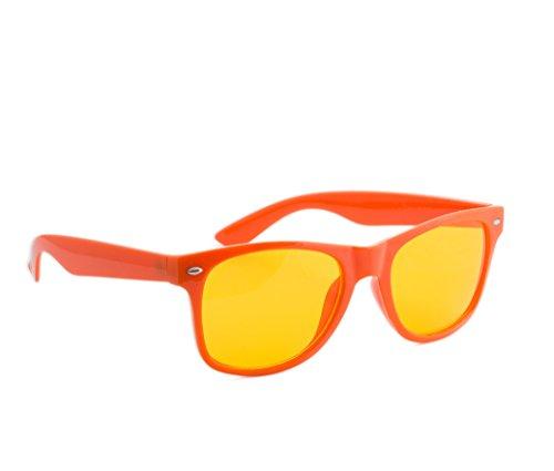 Gafas 4sold para Orange de Night conducción unisex nocturna rdrqzZI