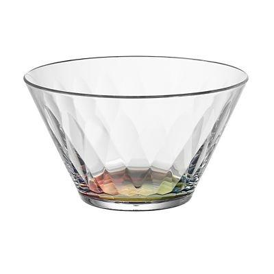 Kaleidoscope Virtually Unbreakable Plastic Serving Bowl, 620ml lakeland