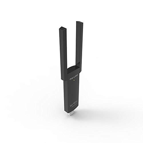 ZRK 300M Doble Antena repetidor PIX Link Wireless Red Amplificador WiFi Signal Extender Compacto y Conveniente señal Potente