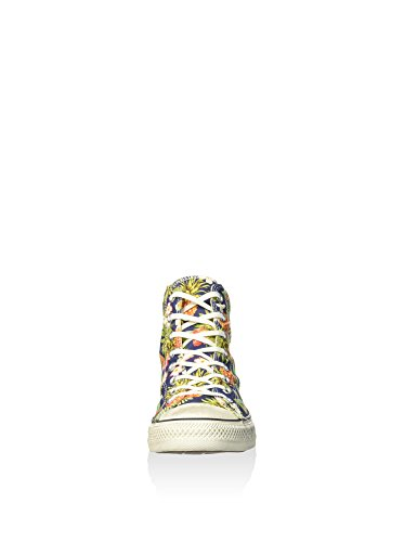 Baskets Mixte Multicolore Star All Graphics Converse Adulte Hi Montantes RgTwcvq