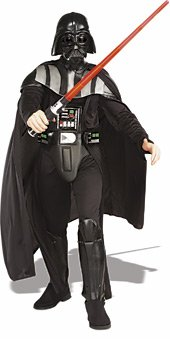 [Star Wars Darth Vader Costume Deluxe Adult - Adult Std Jacket Size 44] (Darth Vader Deluxe Costumes)