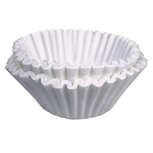 - BUNN 20131.0000 Paper Coffee Filters for 10-Gallon Urn - 252 / CS