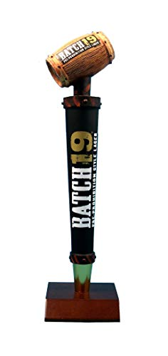 Coors Batch 19 Pre-prohibition Style Lager 11 Inch Draft Beer Tap Handle