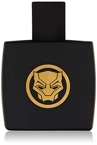 (Black Panther | Black and Gold | Eau do Toilette | Spray  for Men | Floral Fruity Scent | 3.4 oz)
