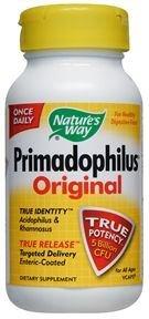 Way Primadophilus l'origine de la nature, 180 Vcaps