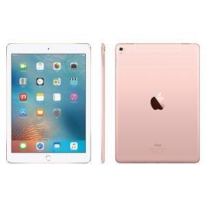 国内版SIMフリー iPad Pro (9.7インチ) Wi-Fi Cellular 128GB ローズゴールド MLYL2J/A 白ロム Apple
