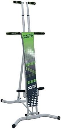 Ceinture de Sudation GYMFORM Vertical Gym Appareil de Sport Mixte Adulte Gris//Noir