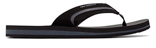 尊敬する科学的傷跡(ニューバランス) New Balance 靴?シューズ メンズサンダル Brighton Thong Black ブラック US 15 (33cm)