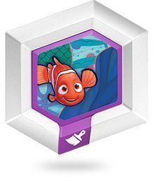 Disney Infinity Power Disc - MARLIN'S REEF Series 1: Disc 14 of 21 by Disney -