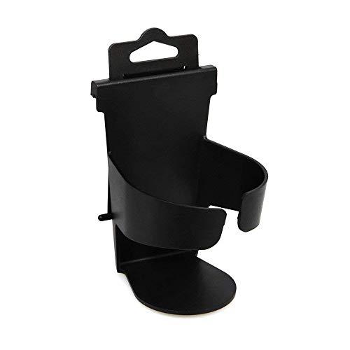Dealglad® New Black Universal Adjustable Car Auto Vehicle-mounted Door Back Seat Bottle Drink Cup Clip-on Mount Holder Bracket Stand