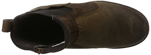 Timberland Kids Asphalt Trail Chelsea Boots, Braun (Brown 026 Connection Full Grain), 27 EU