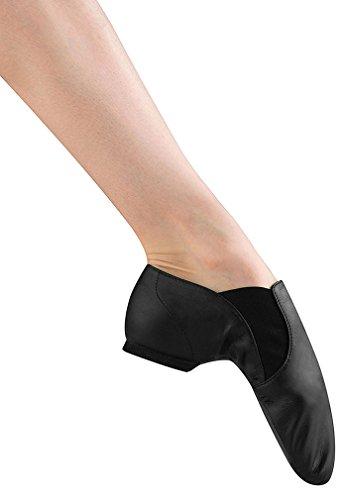 Bloch Herren Elasta Bootie Fashion Loafers Schwarz