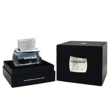 f21640997 Royal Blue by Arabian Oud,for Men,Eau de Parfum,100ml: Amazon.ae ...