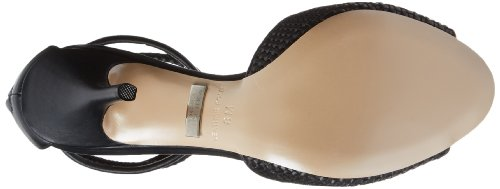 Badgley Mischka Women's Kandyce Dress Sandal,Black,6.5 M US