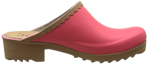 Aigle Victorine, Sabot zuecos mujer Rosa - Rose (Bubble gum/N)