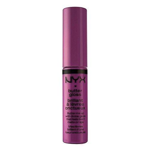 NYX Butter Gloss Lip Gloss BLG 1 Color# RASPBERRY TART BLG21 (Nyx Burgundy Lip Liner compare prices)
