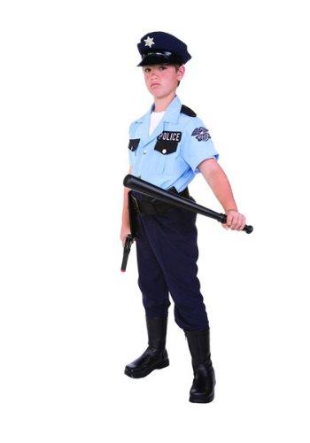 with Cop Costumes design