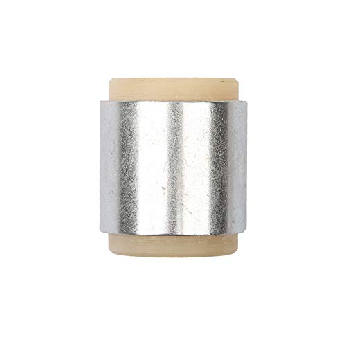 Speedforce Log Splitter Nylon Bushing Kit, Nylon Bushing with Steel for The Manual Log Splitter, Inner Diameter 1/2 Inches, Set of 2