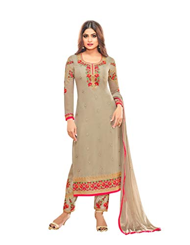 (Style Amaze Ready made Embroidered Salwar Suit)