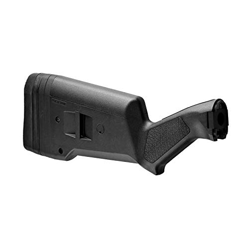 Magpul SGA Remington 870 Fixed Shotgun Stock, Black