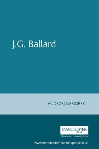 Download J.G. Ballard (Contemporary British Novelists MUP) pdf