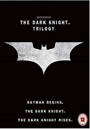 Amazon.com: The Dark Knight Trilogy [DVD] [2005]: Movies & TV