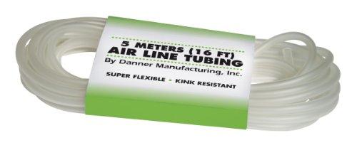 Supreme Hydroponics 14625 Standard 3/16-Inch Airline Tubing, 16-Feet