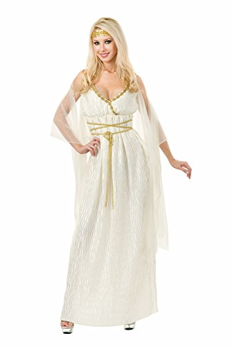 Grecian Princess Adult Costume - Plus Size 1X -