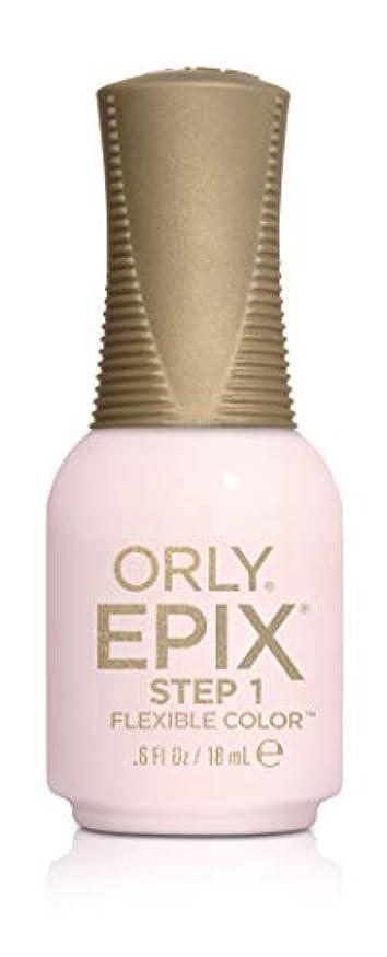 ペイント本当にスキャンダラスOrly Epix Flexible Color Lacquer - Hollywood Ending - 0.6oz / 18ml