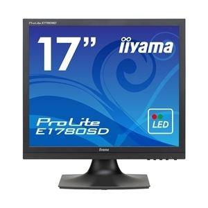 iiyama 17型液晶ディスプレイ ProLite E1780SD マーベルブラック E1780SD-B1 AV デジモノ パソコン 周辺機器 その他のパソコン 周辺機器 14067381 [並行輸入品] B07GTSQDRJ