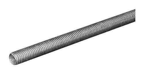 Steelworks/ Boltmaster #11026 1/2-13x24 THRD Steel (Thrd Steel Rod)